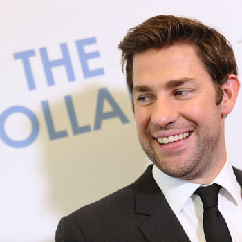 """You have to see the 2002 commercial that led to John Krasinski getting his role on """"The Office"""""""