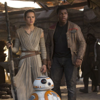 """Daisy Ridley hints at a """"Star Wars"""" ~romance~  for Episode VIII and we have absolutely no chill about it"""