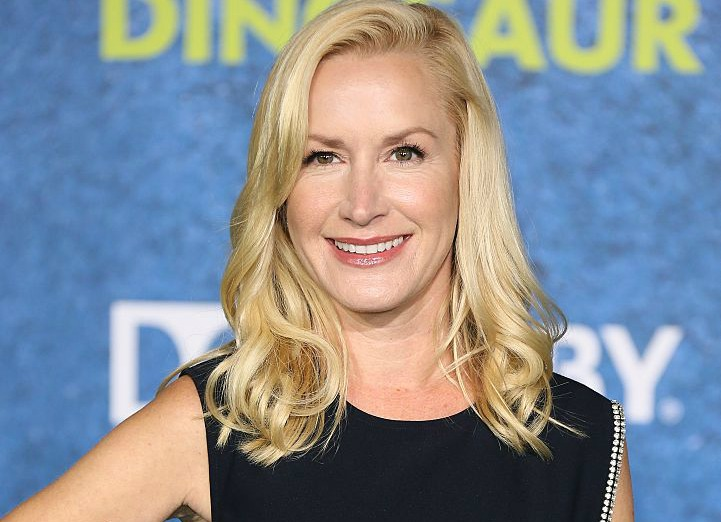 """The Office's"" Angela Kinsey gushes about being a mom, it's all too much cute to handle"