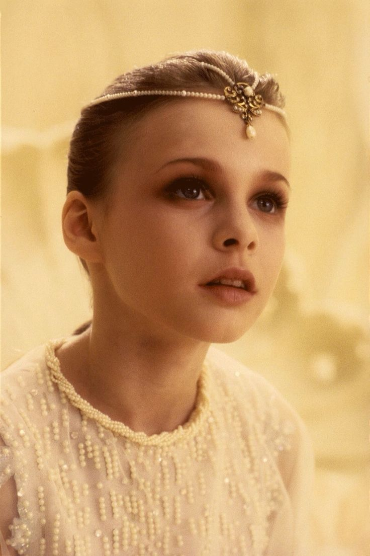 "The Empress Iii: The Childlike Empress From ""The Neverending Story"" Grew Up"