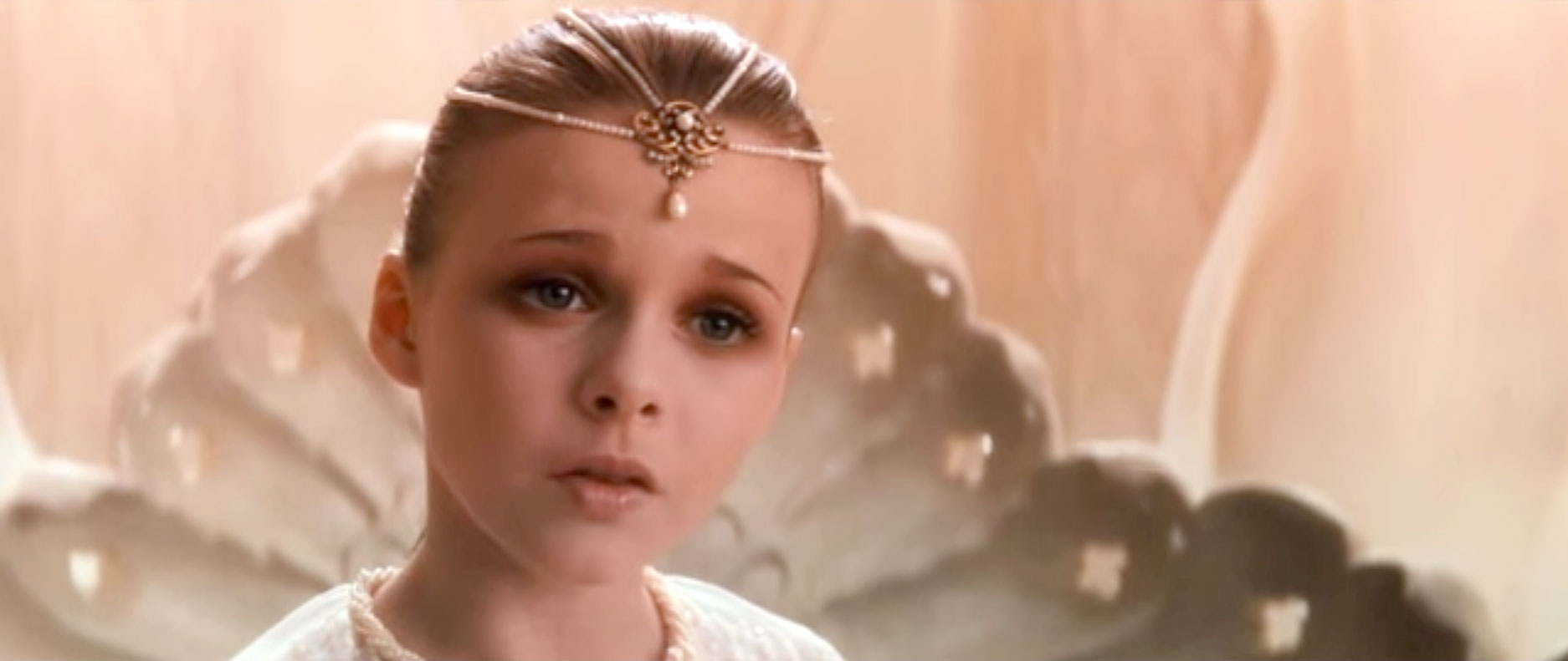 the childlike empress from the neverending story grew up to be a