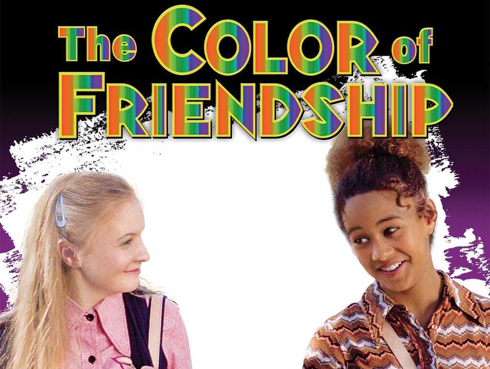 "Piper and Mahree from DCOM ""The Color of Friendship"" are now GORGEOUS grown-ups"