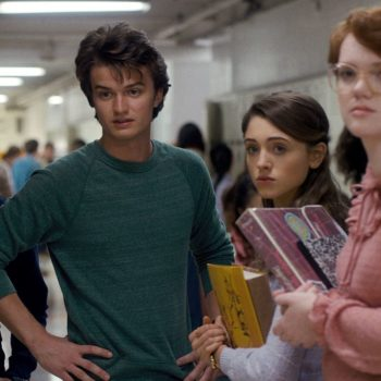 """Hold up, Steve from """"Stranger Things"""" was supposed to be monster bait not Barb"""