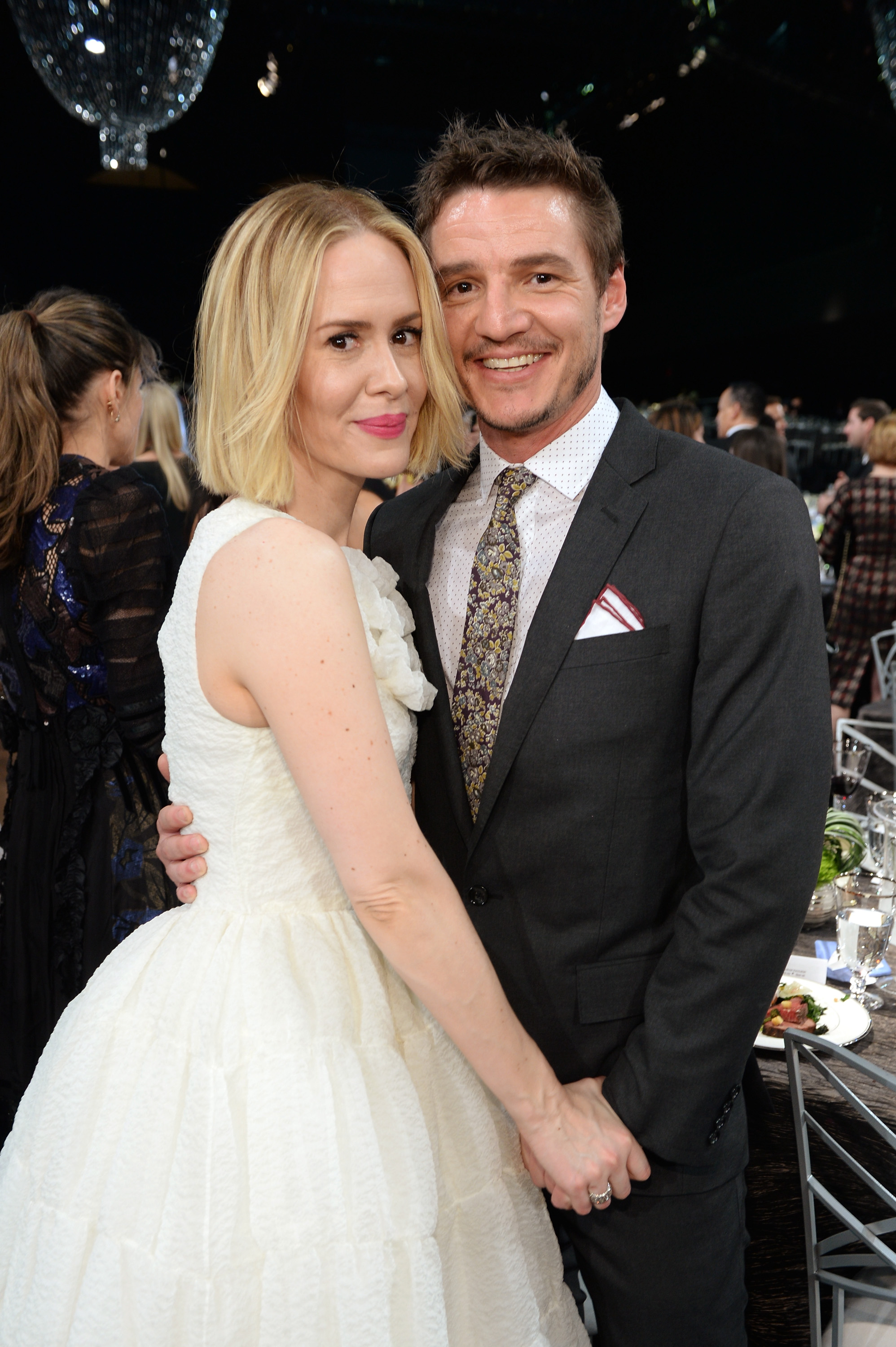 We Need To Talk About The Fact That Sarah Paulson And