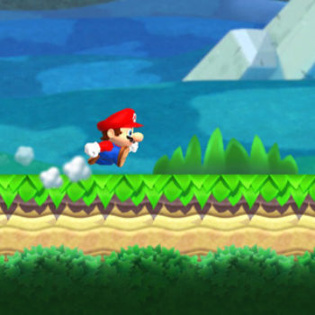 A brand new Super Mario game is coming to iOS, so goodbye productivity