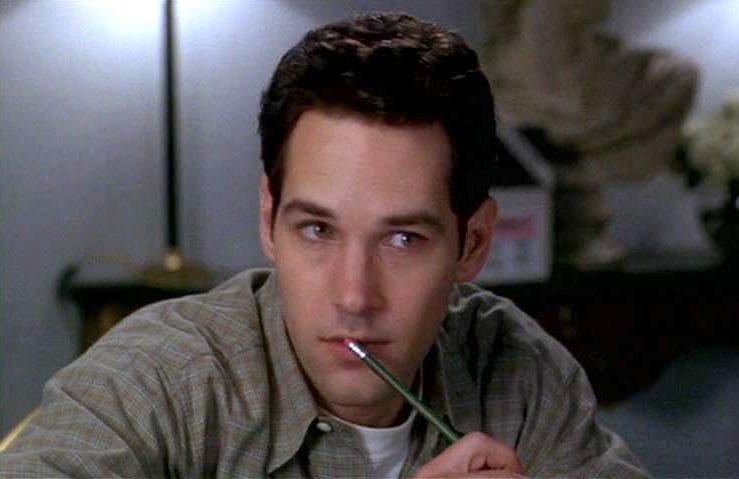 "Paul Rudd got his role in ""Clueless"" for a reason that has us totally buggin'"