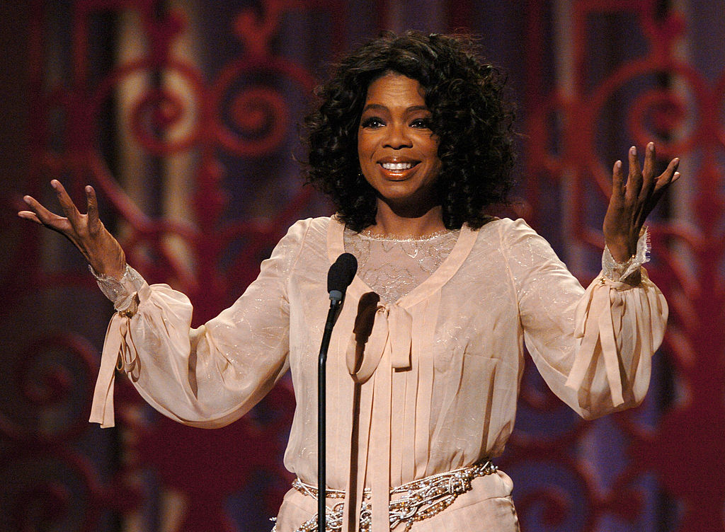 Oprah opened up about how her current weight loss experience is completely different this time around, and we're so feeling this