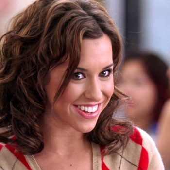Gretchen Weiners now has an IRL daughter whose name is *so fetch*