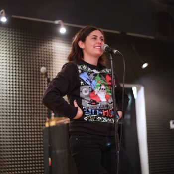How to survive as a woman in stand-up comedy