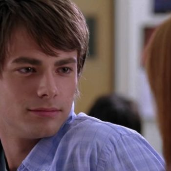 "Just so you know, Aaron Samuels from ""Mean Girls"" is still a total hottie"