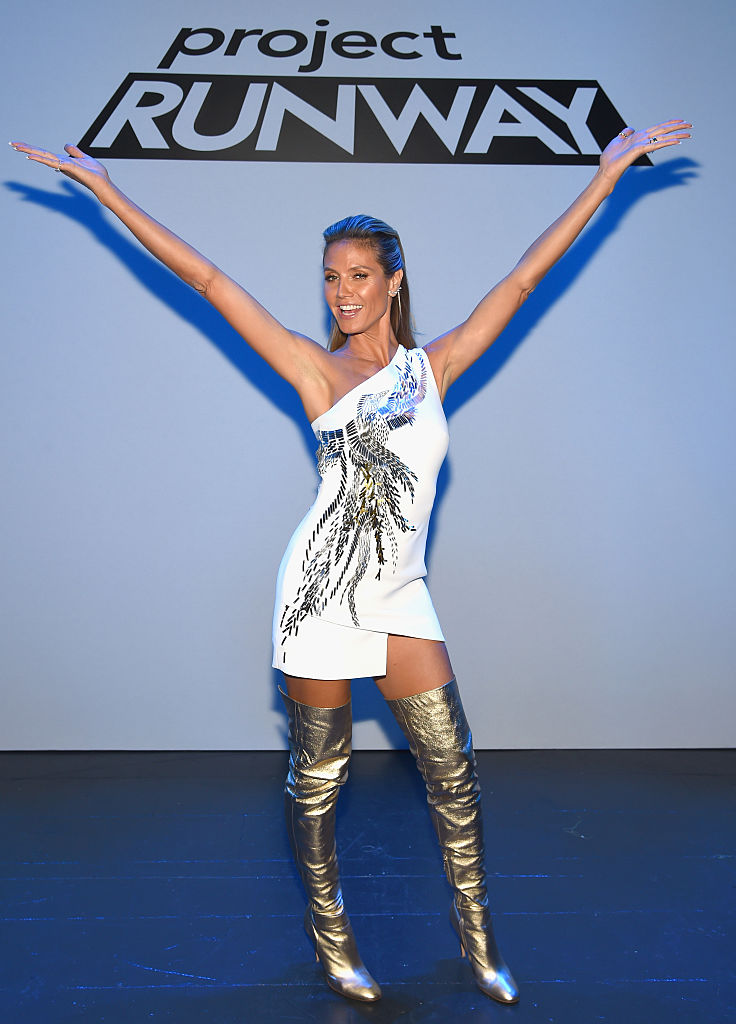 Who Goes To New York Fashion Week Project Runway