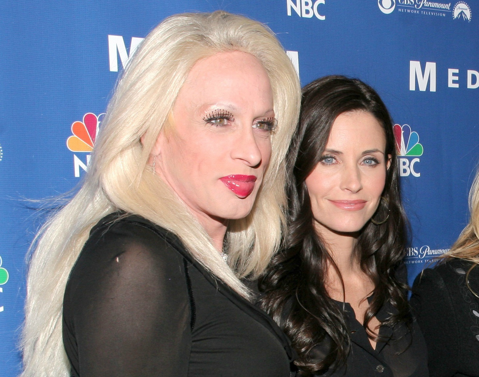 Watch Alexis Arquette video
