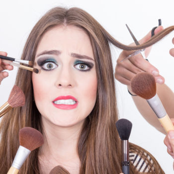 Women reveal 7 makeup hacks that might be a tad… questionable