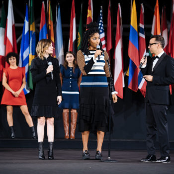Opening Ceremony brought both comedy and politics to NYFW in such a smart way