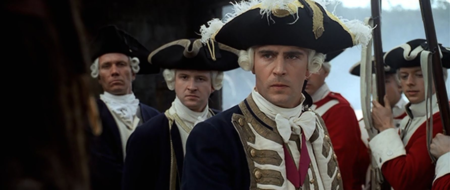 who played the commodore in pirates of the caribbean