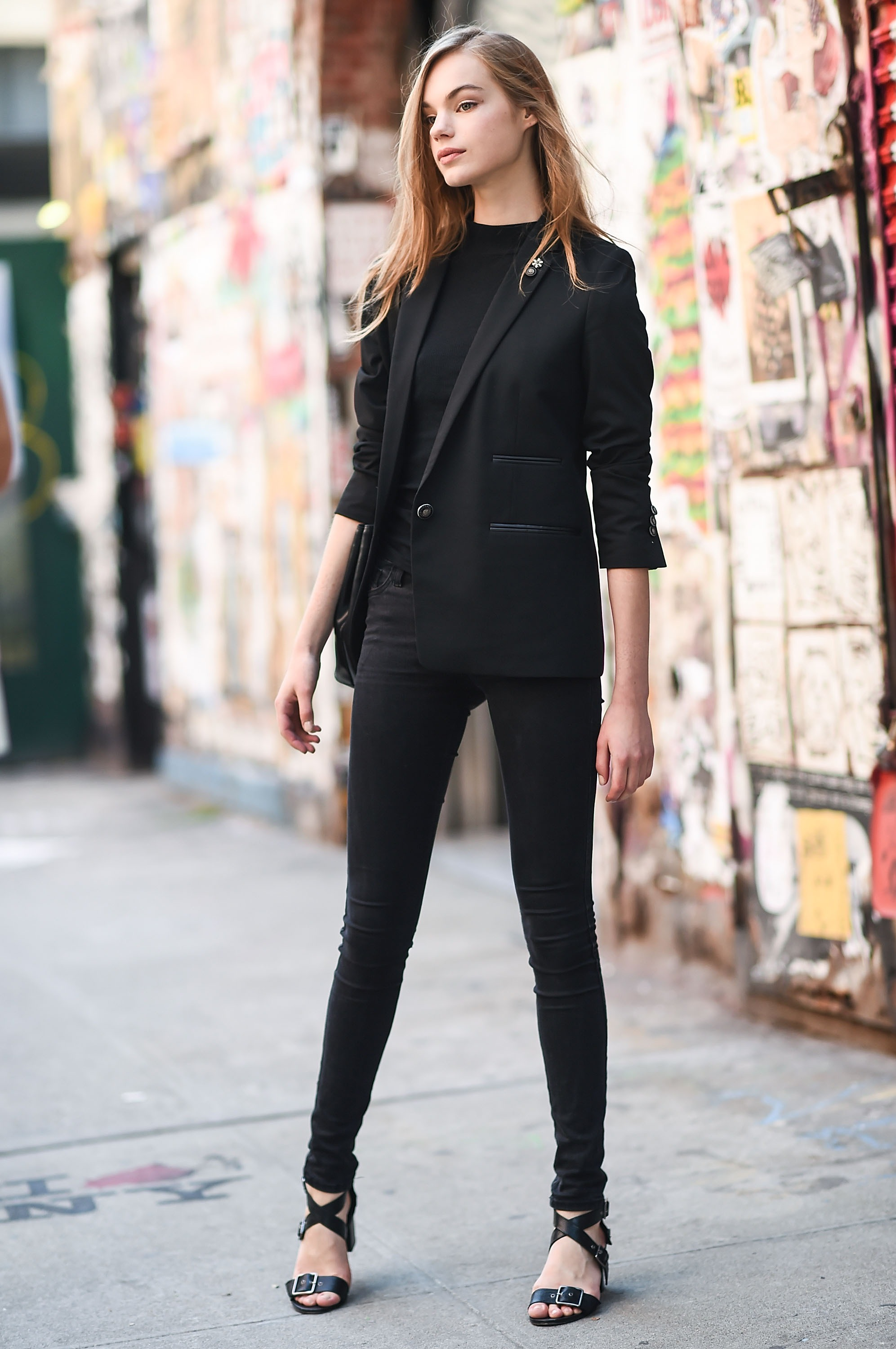 18 street style girls at NYFW that will give you serious ...