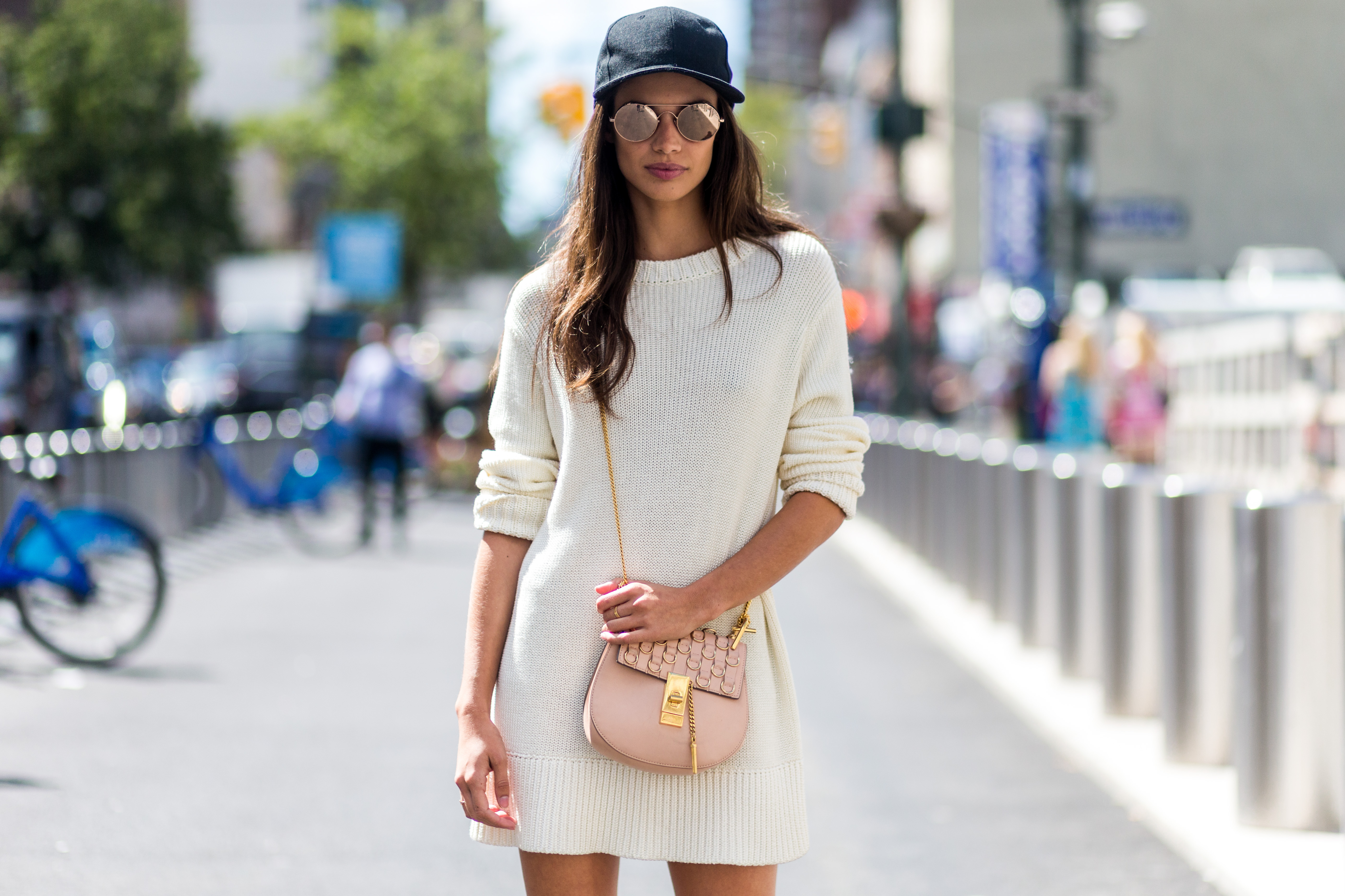 18 Street Style Girls At Nyfw That Will Give You Serious