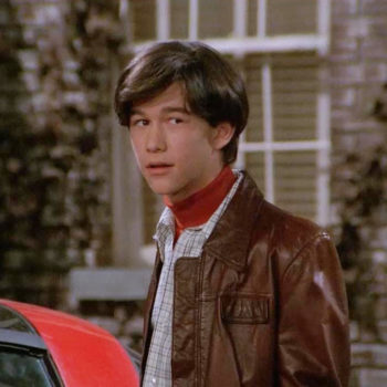 "We love that Joseph Gordon-Levitt once played a gay teen on ""That '70s Show"""