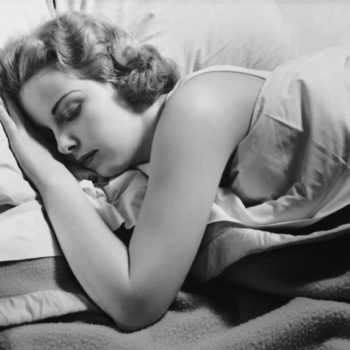 The secret to falling asleep is maybe simpler than we thought