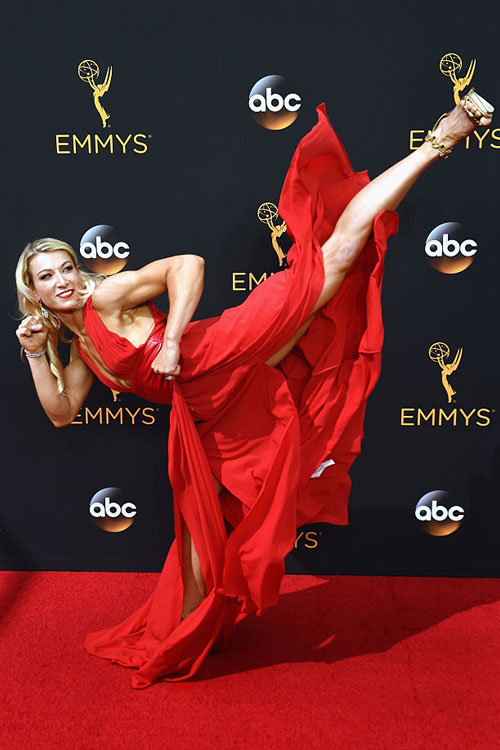 Image result for jessie graff emmys