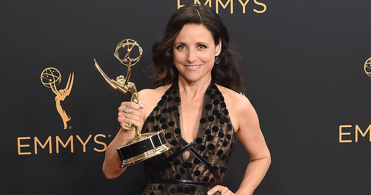 Julia Louis-Dreyfus' Emmys acceptance speech was the most emotional moment of the night
