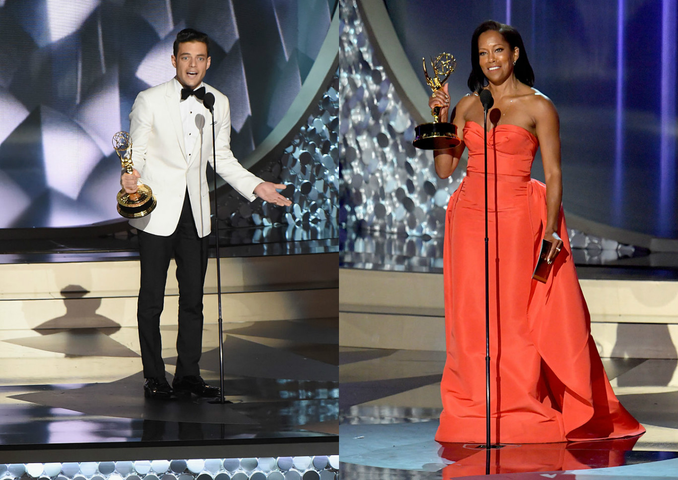 The diversity at this year's Emmys was a big deal, and people are thrilled