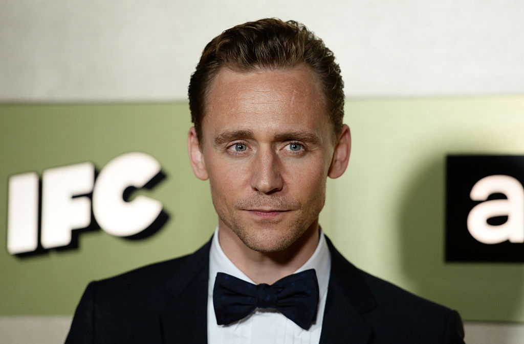 Tom Hiddleston had the most mature thing to say about Taylor Swift at the Emmys