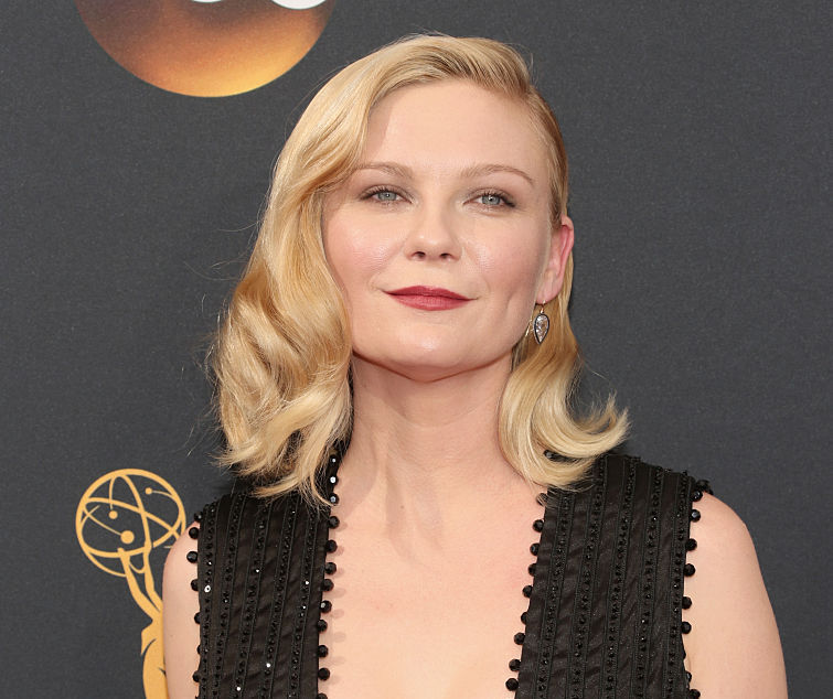 Kirsten Dunst may have lost at the Emmys, but her consolation prize is the cutest