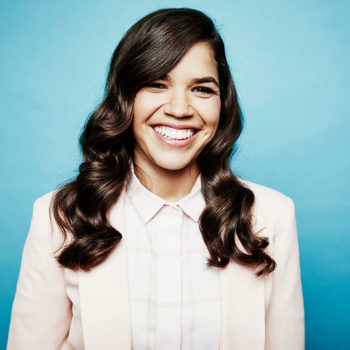 America Ferrera rocked the red carpet hours after finishing a triathlon, because she's fierce