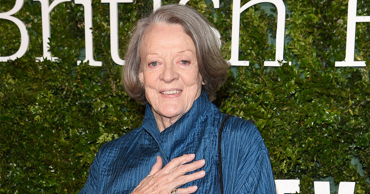 Maggie Smith had a typically sassy response to Jimmy Kimmel's Emmy joke and it's hilarious