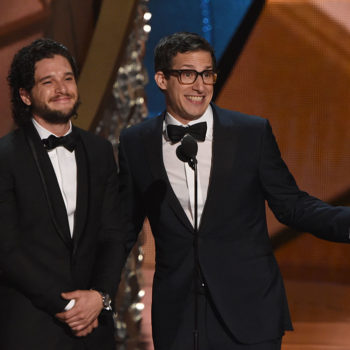 """Andy Samberg told the saddest """"Game of Thrones"""" spoiler story, and we feel his pain"""