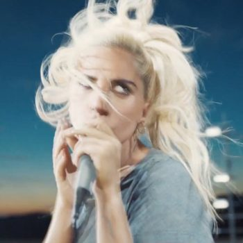 """Lady Gaga is a rock queen in the trippy """"Perfect Illusion"""" video"""