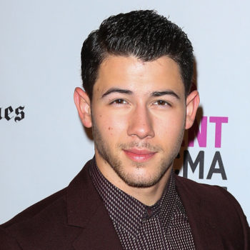 Here's what Nick Jonas has to say about pretending to be drunk on camera