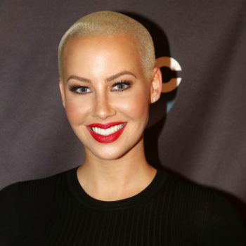 Thanks to Amber Rose, Flirt Cosmetics is blessing us with a kiss-proof lipstick