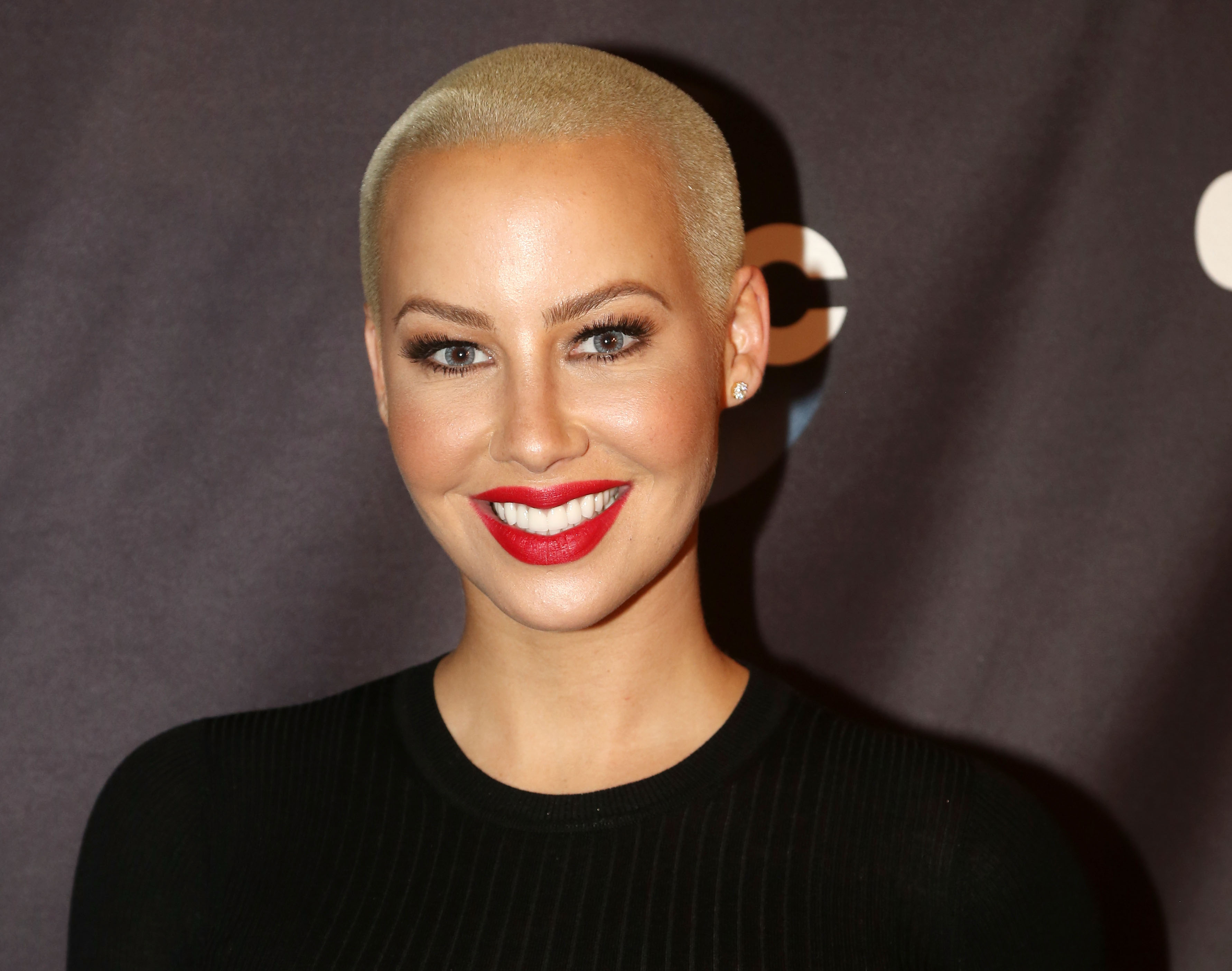 Amber Rose spilled the secret to perfect skin, and her answer is so surprising (and totally hot)