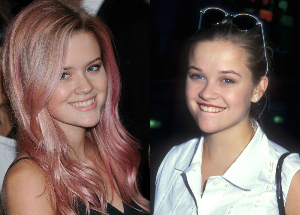Reese Witherspoon Red Hair