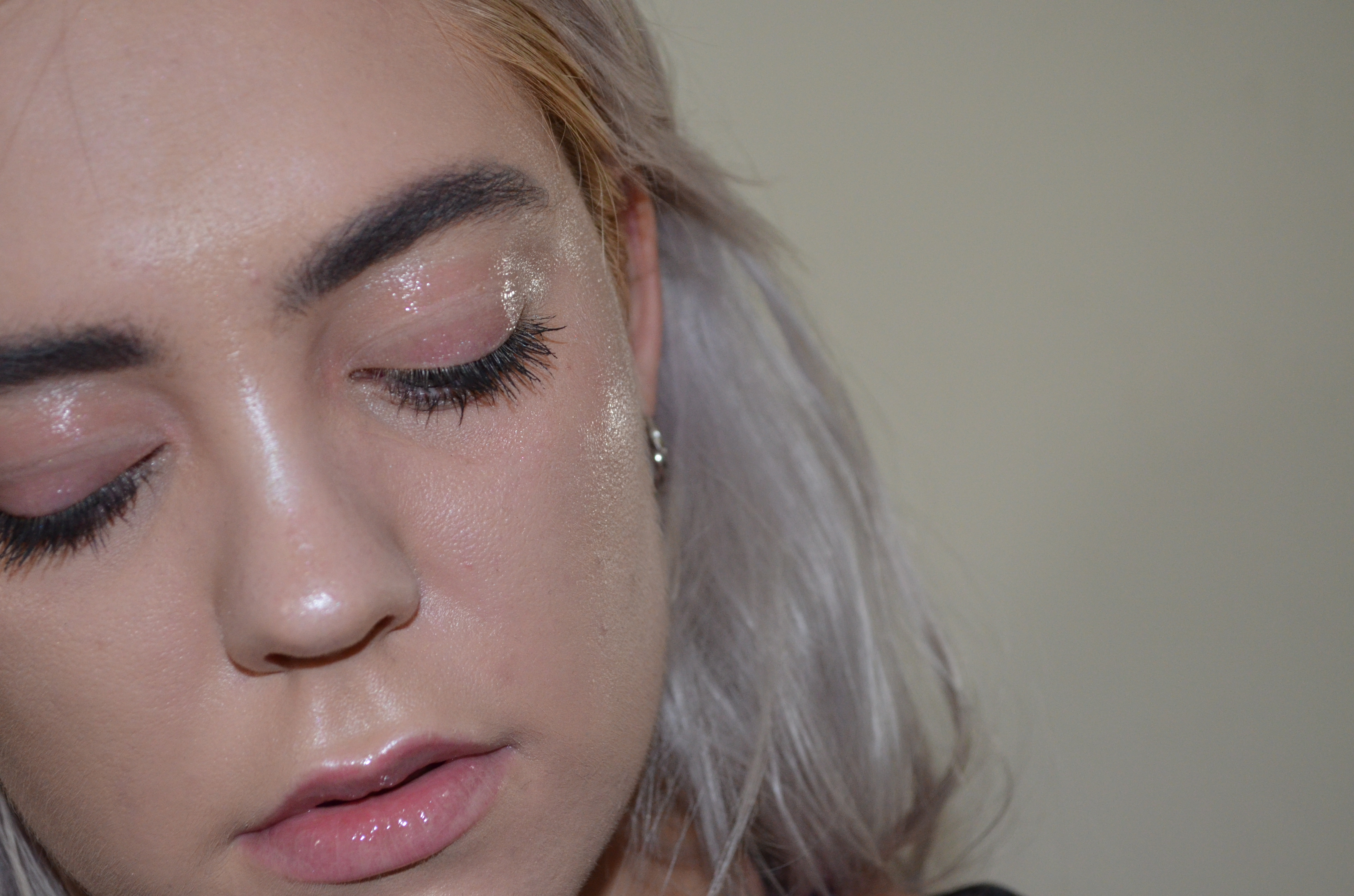 If You Want To Try The Glossy Face Trend You Probably Already Own