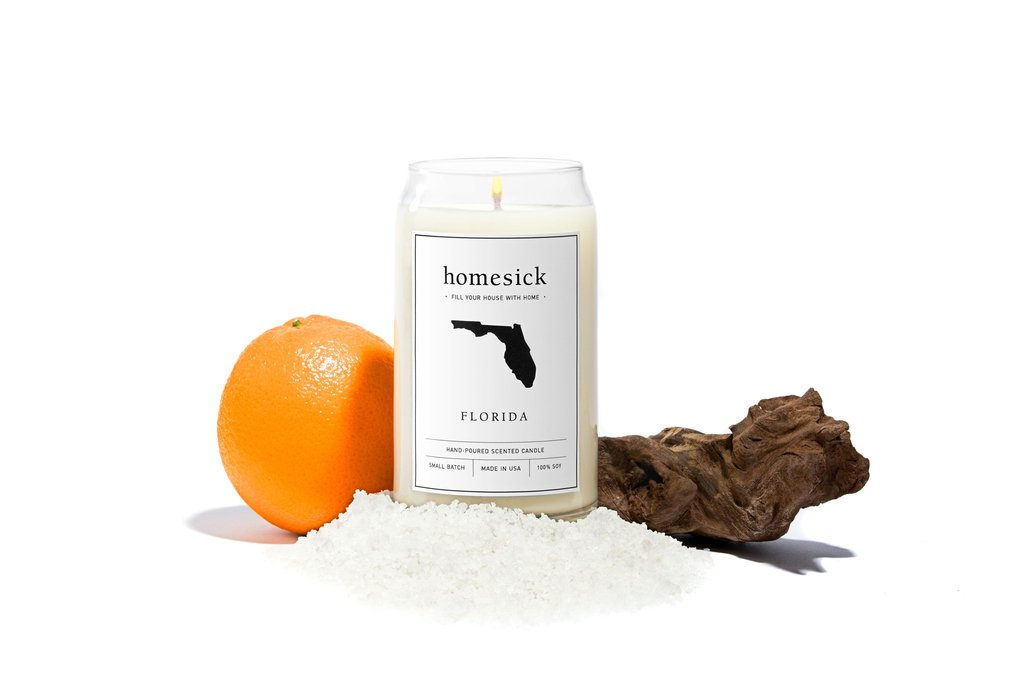 These Candles Smell Like Your Home State We Need Them Immediately