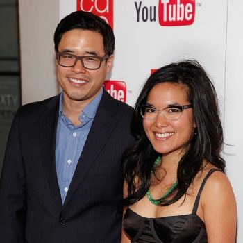 Randall Park and Ali Wong want to make a romantic comedy, and we support this fully