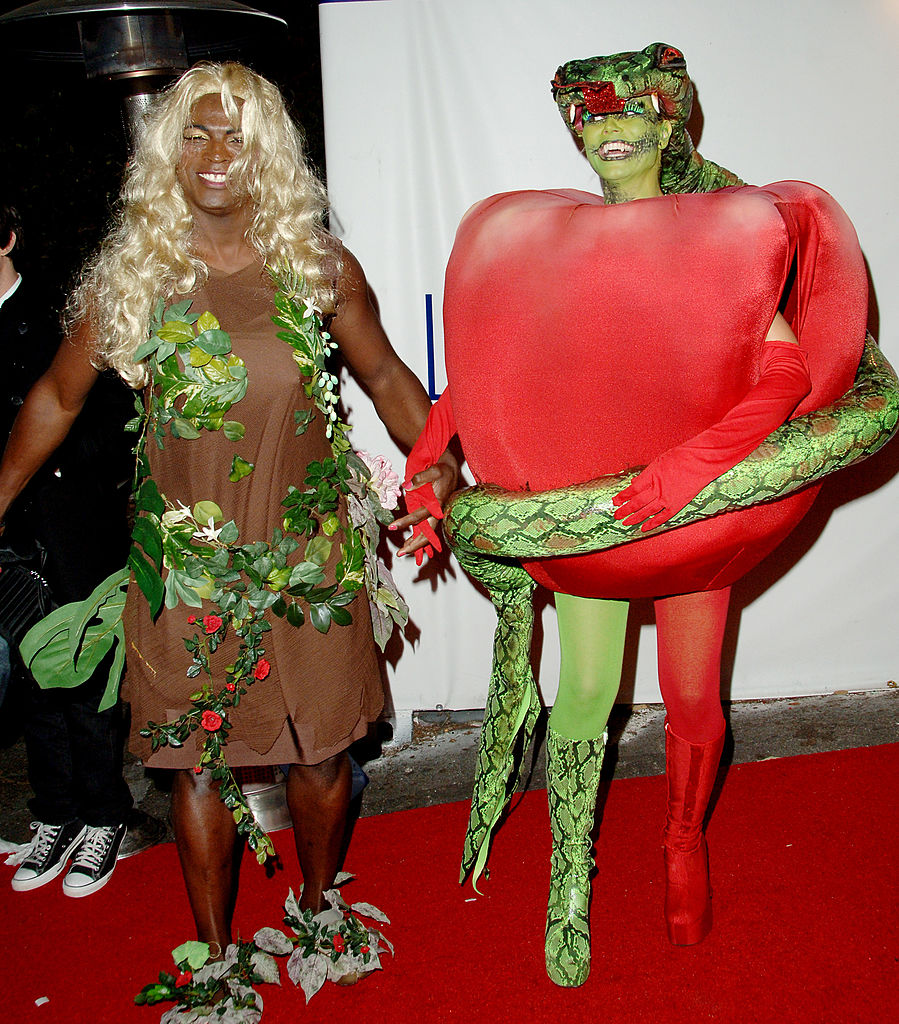 Tyra Banks Project Runway: Here's What Heidi Klum's Famous Halloween Party Looked