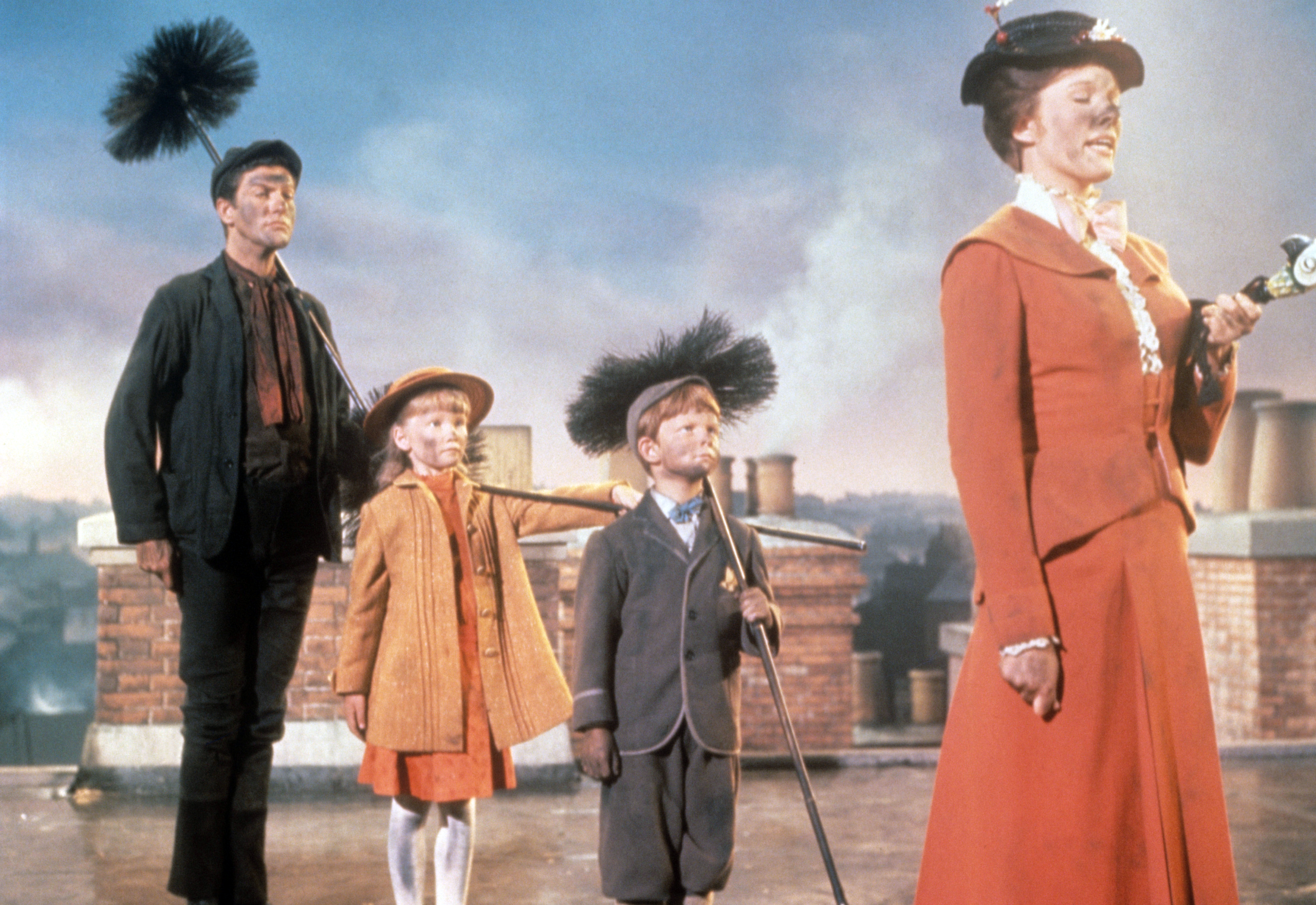 The Plot Of The New Quot Mary Poppins Quot Movie Is Actually Not