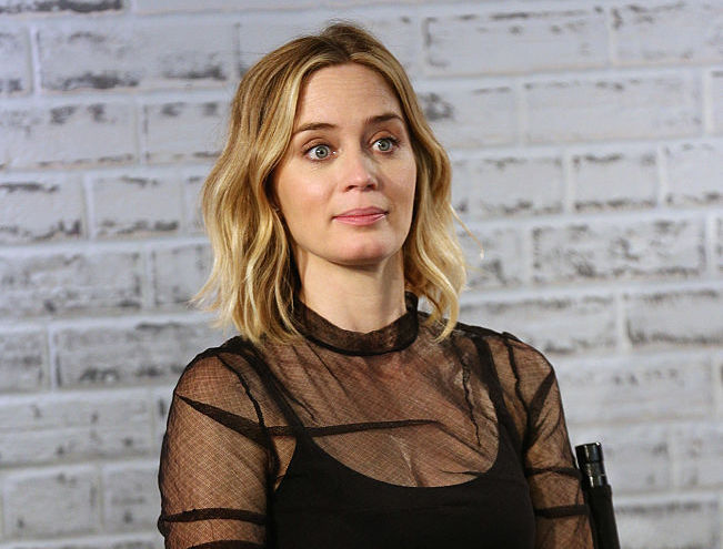 Emily Blunt reveals her least favorite word in the English language, feminists bow down