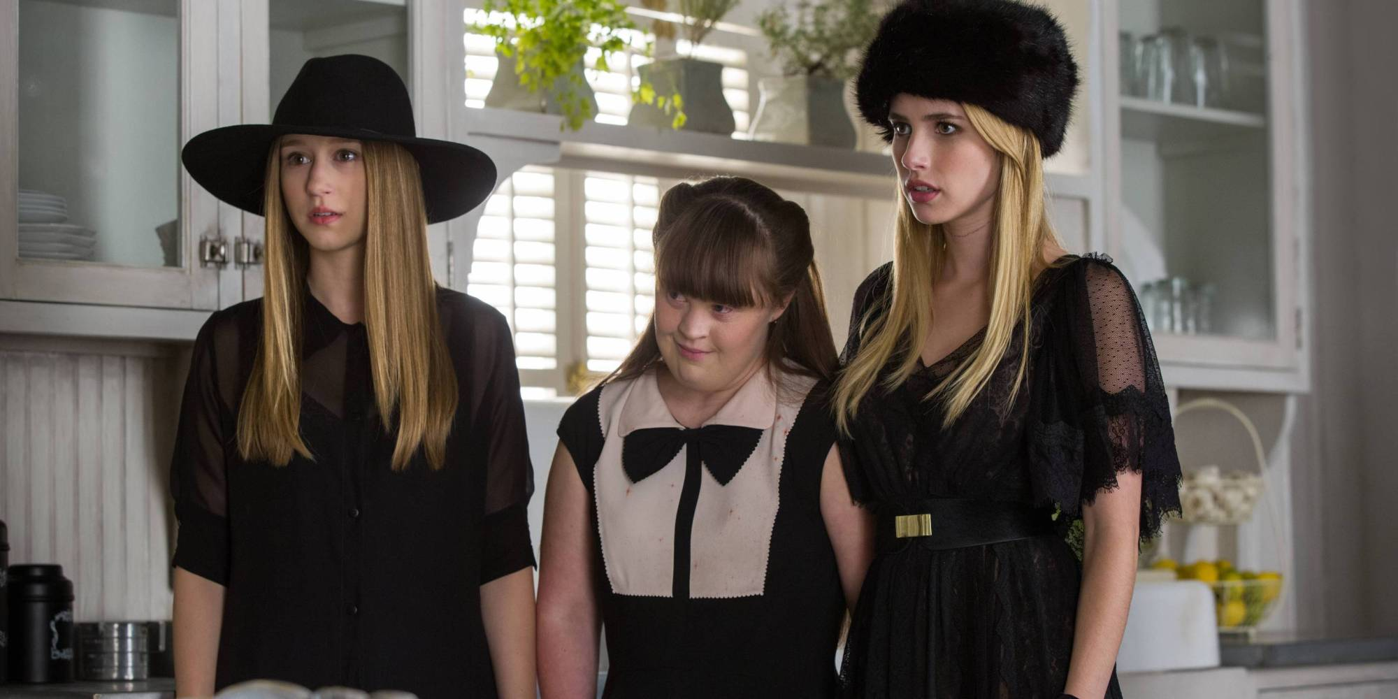 Lou Eyrich Costume Designer Of American Horror Story Gives Us The Scoop On Show S Looks