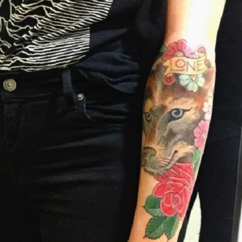 We need to talk about the fetishization of the tattooed alt-girl