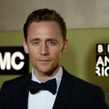 Here's what Tom Hiddleston does every single morning to get ready for his day