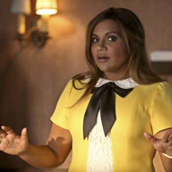 """Mindy realizes her happy ending doesn't require a husband on """"The Mindy Project"""""""
