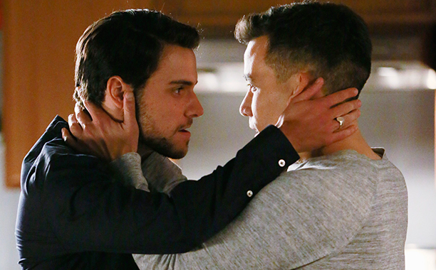 """The same-sex kiss on """"How to Get Away With Murder"""" was censored — here's what fans are saying"""