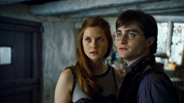 we really really dislike this harry potter theory about ginny
