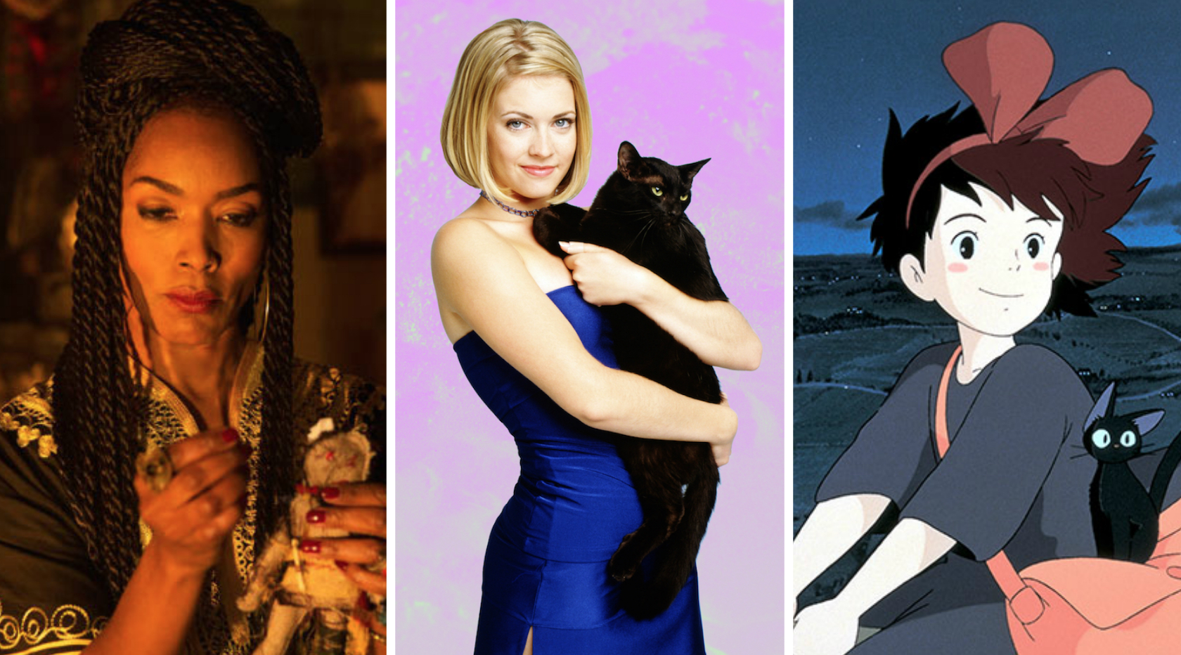 Here's which fictional witch you would be, based on your zodiac sign