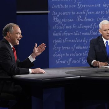 ICYMI: The 4 most important issues actually discussed during the VP debate
